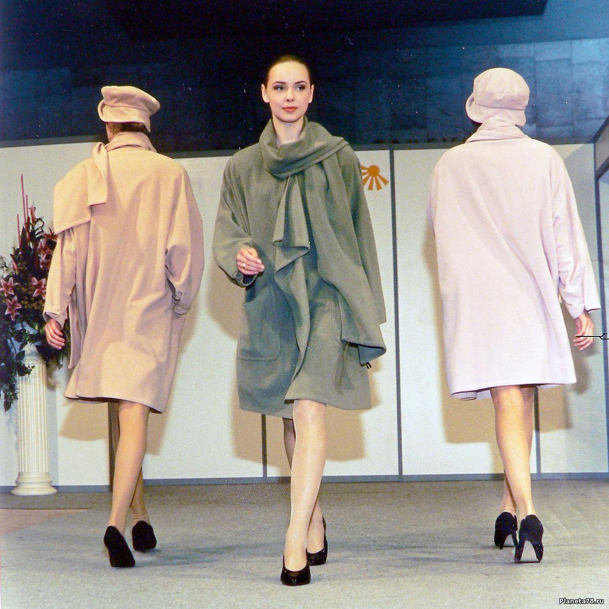 Индивидуальный пошив одежды ателье Модный дом Беженар СПб
